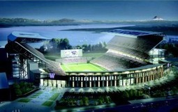 Husky Stadium recognized as 'Game Changer' in sustainability - UW Today   A New Leaf   Scoop.it