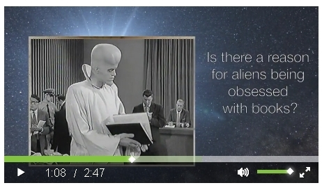 An intro to ExtraTerristrial Literature? YES ! #MOOC #SciFi | immersive media | Scoop.it