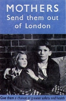 Evacuation During World War Two | Evacueees and the Blitz | Scoop.it