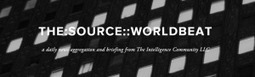 THE SOURCE Worldbeat | Security News | Scoop.it