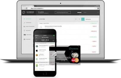 Number26, première banque startup européenne | Innovation dans la banque | Scoop.it