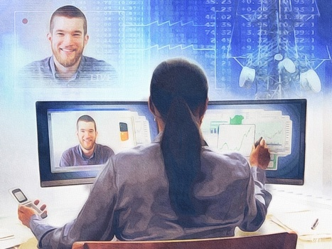 Can an adviser thrive in a virtual office? - InvestmentNews | Serviced Office Industry | Scoop.it