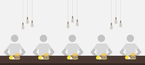 La théorie du restaurant - Mercialfred | KParticulier | Scoop.it