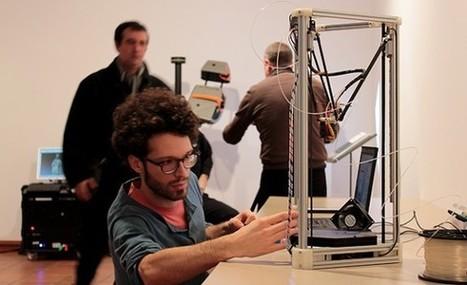 Canal Digital: La impressió 3D ofereix un important potencial a museus | Museus | Scoop.it