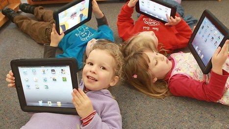 iPad boosts literacy and numeracy in pre-schoolers | Kinderen en interactieve media | Scoop.it