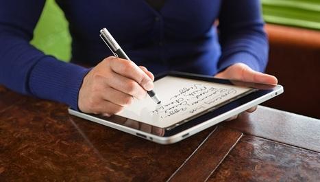 Quero salvar o que escrevo no meu Ipad e não consigo.... | Ideias & Ipads | Scoop.it