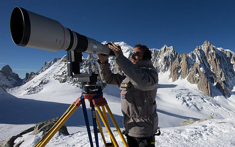 Mont Blanc panorama becomes the world's largest ever photograph | Geospatial Pro - GIS | Scoop.it