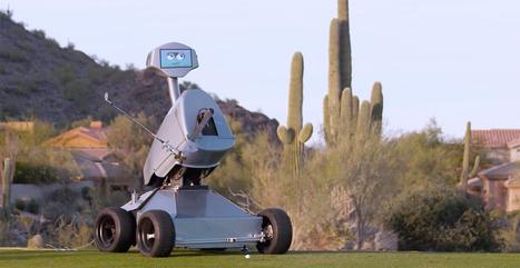 Un «trou en un» incroyable réalisé par le robot golfeur Eldrick | Des robots et des drones | Scoop.it
