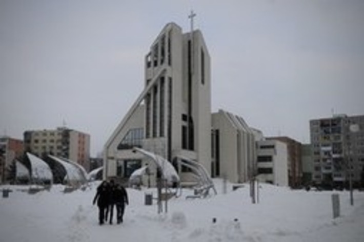 Pri kostole na popradskom Juhu postavia kruhový objazd | Aletea | Scoop.it