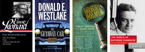 Elmore Leonard Novels From Library of America and More - New York Times | The Noir Factory | Scoop.it