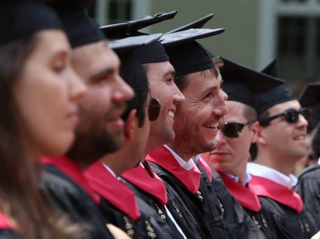 Read the 'innovative' essay that got one member of the class of 2017 into Harvard Business School | Eclectic & Fascinating | Scoop.it