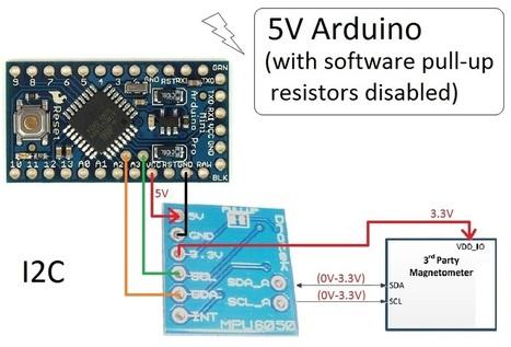 www.drotek.fr - MPU-6050 Invensense (gyro + accéléromètre) | Veille sur les Quadricoptères en DIY | Scoop.it