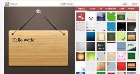 Crea gráficas sencillas con los mensajes que quieras en el navegador | Herramientas TIC para el aula | Scoop.it