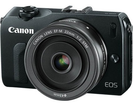 Canon EOS-M Announced | photo | Scoop.it