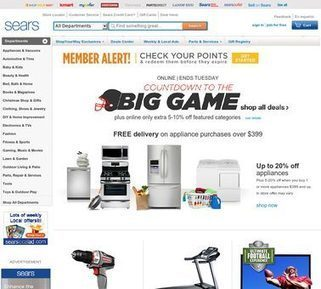 Sears Coupons: $5 off $50 Promo Code - CouponsLeap | Favorite | Scoop.it