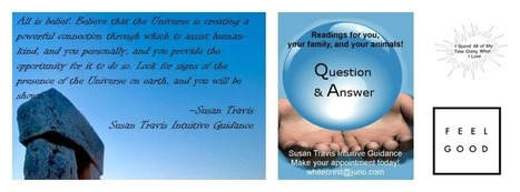 (1) Susan Travis Intuitive Guidance | Spirit Pursuits | Scoop.it