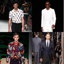 10 trends you'll need to master for S/S '14 - GQ.com | mens life style | Scoop.it