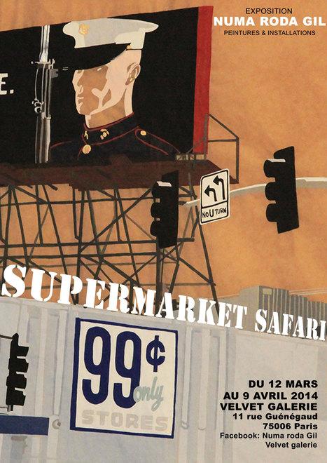 Numa Roda-Gil expose ses peintures et ses installations à Paris | Velvet Galerie ,Mobilier design XX eme , Architecture utopique 1970 , Pop culture | Scoop.it