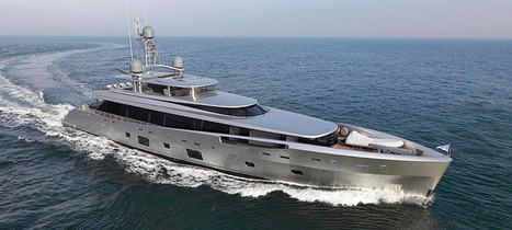 Feadship Launches Como, Its Latest Custom Superyacht | Boating ... | superyachts | Scoop.it
