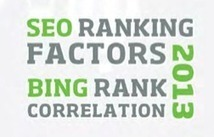 Bing SEO Ranking Factors 2013 Study By SearchMetrics | SEO Articles | Scoop.it