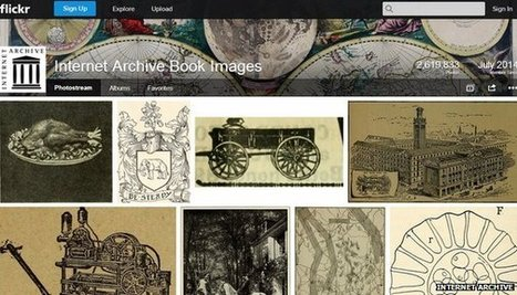 The Internet Archive joins Flickr Commons | OpenGLAM | Open Culture | Scoop.it