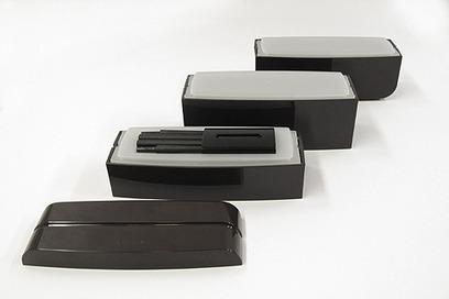 Vertical Japanese Bento Boxes - DesignTAXI.com   Bento Lunch Box   Scoop.it