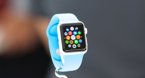 How Brick-and-Mortar Brands are Using the Apple Watch   Street Fight   Integrated Marketing PRIMER by Digital Viscosity   Scoop.it