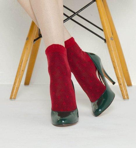 Les chaussettes de l'archiduchesse sont-elles tendances ? - Cosmopolitan.fr | My Tendance Company | Scoop.it