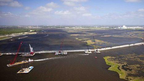 Concern about rising seas threatens MRGO restoration - FOX 8 News WVUE-TV | Fish Habitat | Scoop.it