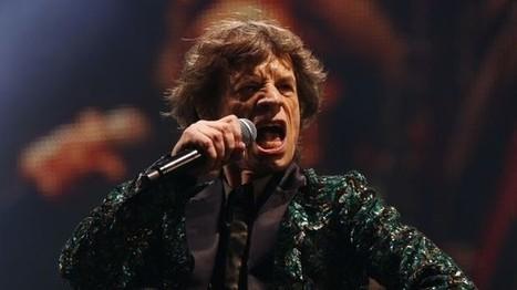 Mick Jagger ya es bisabuelo | Frank Gómez n° Infinito | Scoop.it