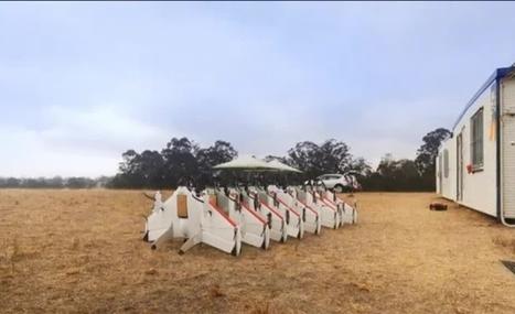 Nuevos drones de Google   Comunicaciencia   Scoop.it
