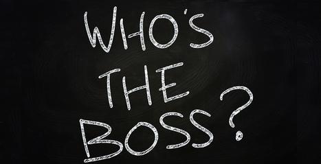 El #Liderazgo. ¿Quién es el Jefe? | Universidad 3.0 | Scoop.it
