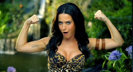 PETA: Katy Perry's 'Roar' Music Video Is Cruel To Animals | Ocio | Scoop.it