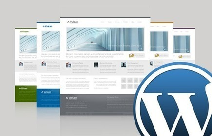 Best Corporate WordPress Themes For The Month Of December 2013 - Web Design Talks | WordPress | Scoop.it