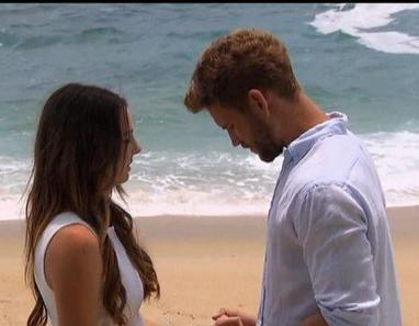 "Jen Saviano Has ""Mixed Emotions"" About Nick Viall as The Bachelor on After Paradise 