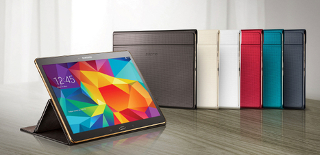 Samsung prepara la actualización a Marshmallow en su Galaxy Tab S | Mobile Technology | Scoop.it