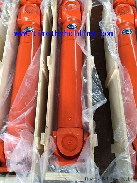 SWC cardan shaft | Universal joint shafts | Scoop.it