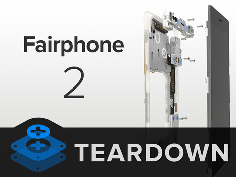 Fairphone 2 gets a 10-out-of-10 rating after iFixit teardown   News we like   Scoop.it