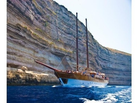 GOZO and COMINO on baord our Turkish Gullet | Great Malta | Scoop.it