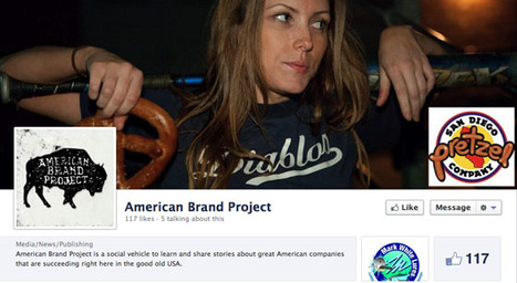 American Brand Project Waves Flag for US Products, Jobs and Loyalty | Brand Marketing & Branding | Scoop.it