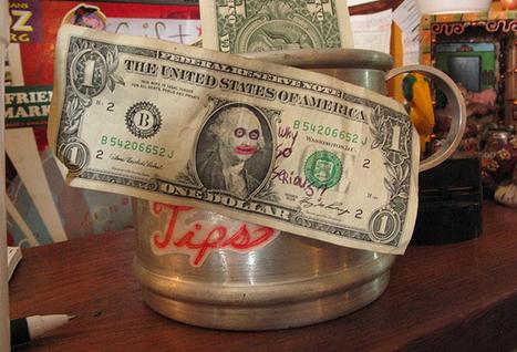 MintLife Blog   Personal Finance News & Advice   Mint Slideshow: Money Graffiti   The Doctah Love World   Scoop.it