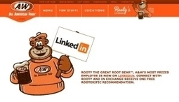 A&W Restaurants Grabs Facebook Fans With Fake News | Small Business On The Web | Scoop.it