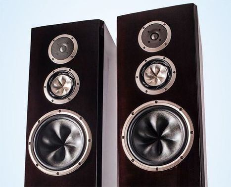 """Review speakers Fostex GX250MG: """"Everything changes when you rotate the knob"""" 