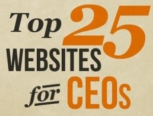 Top 25 Websites for CEOs - Forbes   Leadership & Change Management   Scoop.it