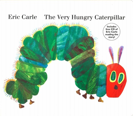 Kid Lit Frenzy: The Very Hungry Caterpillar - Celebrating 45 Years | Reading discovery | Scoop.it