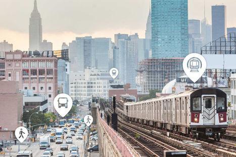 Moovit s'appuie sur les usagers des transports pour construire l'appli de mobilité ultime | Mobilité et Transports | Scoop.it