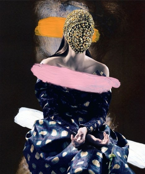 'Ubicouture' By 19-year Old Greek Creative Christos Mouchas' Interpretation Of Fashion's Latest Trends - STUDIO | Fashionitis | Scoop.it