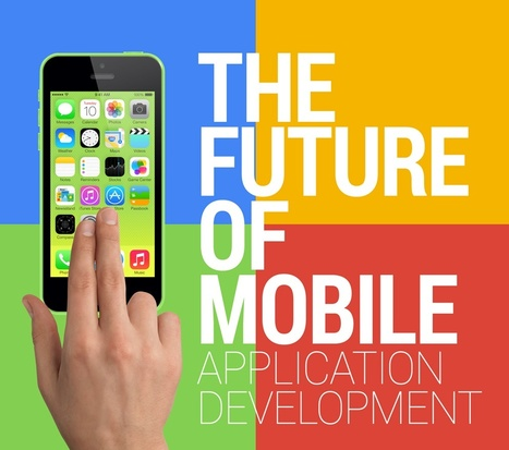 The Future is Bright for the Mobile App Industry [Infographic] | Socially | Scoop.it