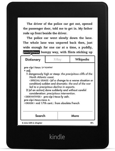 New Kindle Paperwhite now available on Amazon India | w3toys | Google | Scoop.it