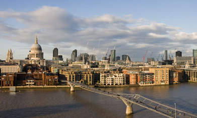 Flooding threatens one in four London properties | Climate change challenges | Scoop.it